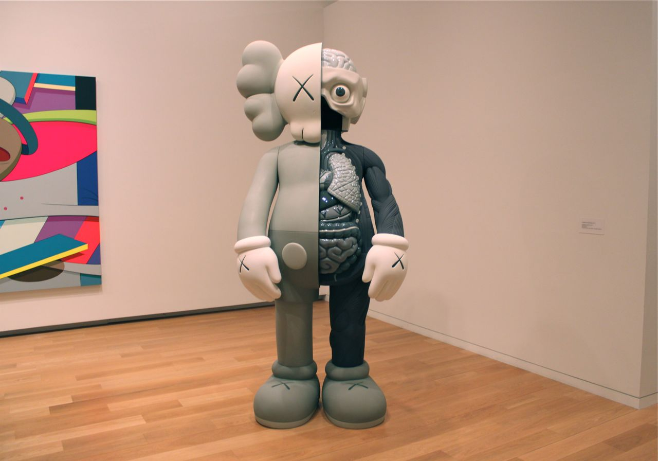 Fort Worth Focus >> Kaws Modern Art Museum Fort Worth AM 05 « Arrested Motion