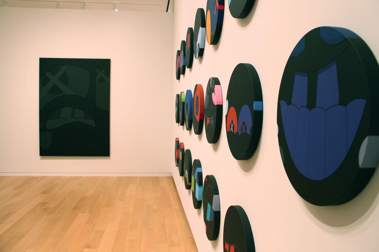 Kaws Modern Art Museum Fort Worth AM 01