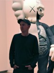 Kaws Modern Art Museum Fort Worth AM 17
