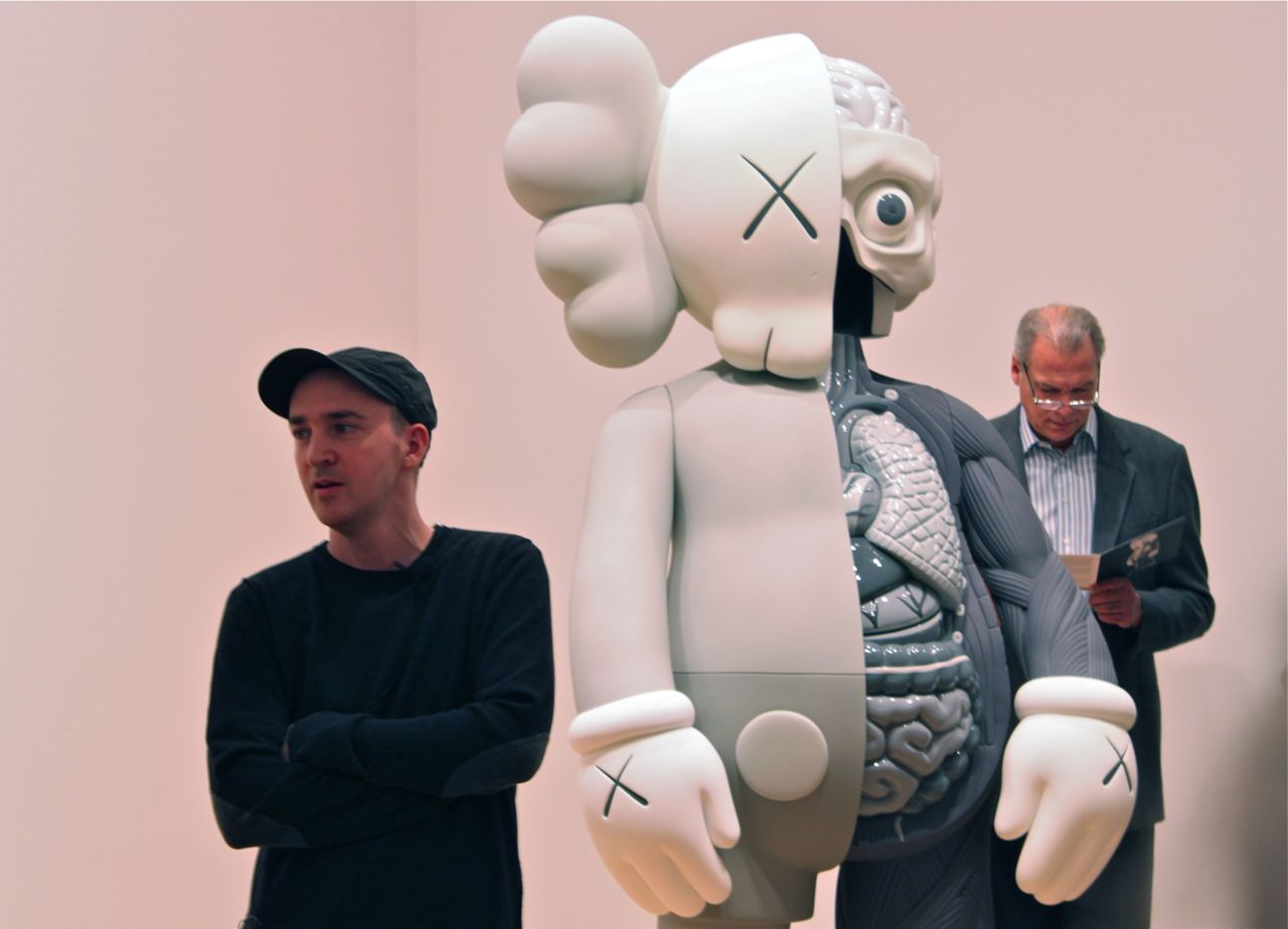 Kaws Modern Art Museum Fort Worth AM 01
