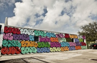 COPE2 for Wynwood Walls in Miami.
