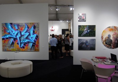 Scope Miami Corey Helford Gallery AM 01