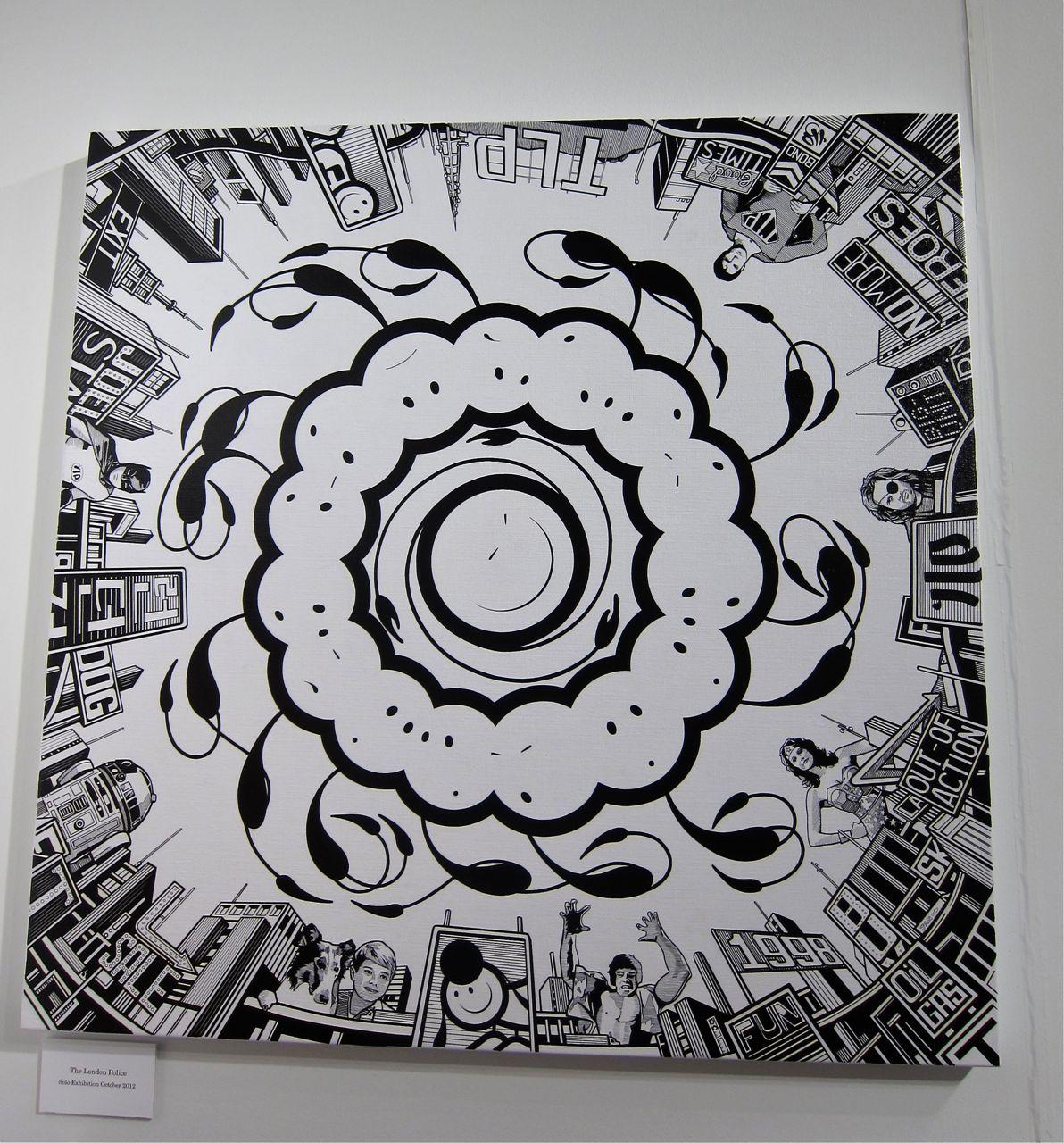 Scope Miami Corey Helford Gallery AM 02