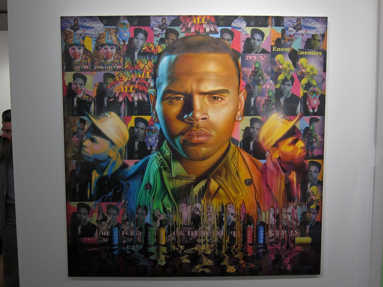 Scope Miami Corey Helford Gallery AM 04