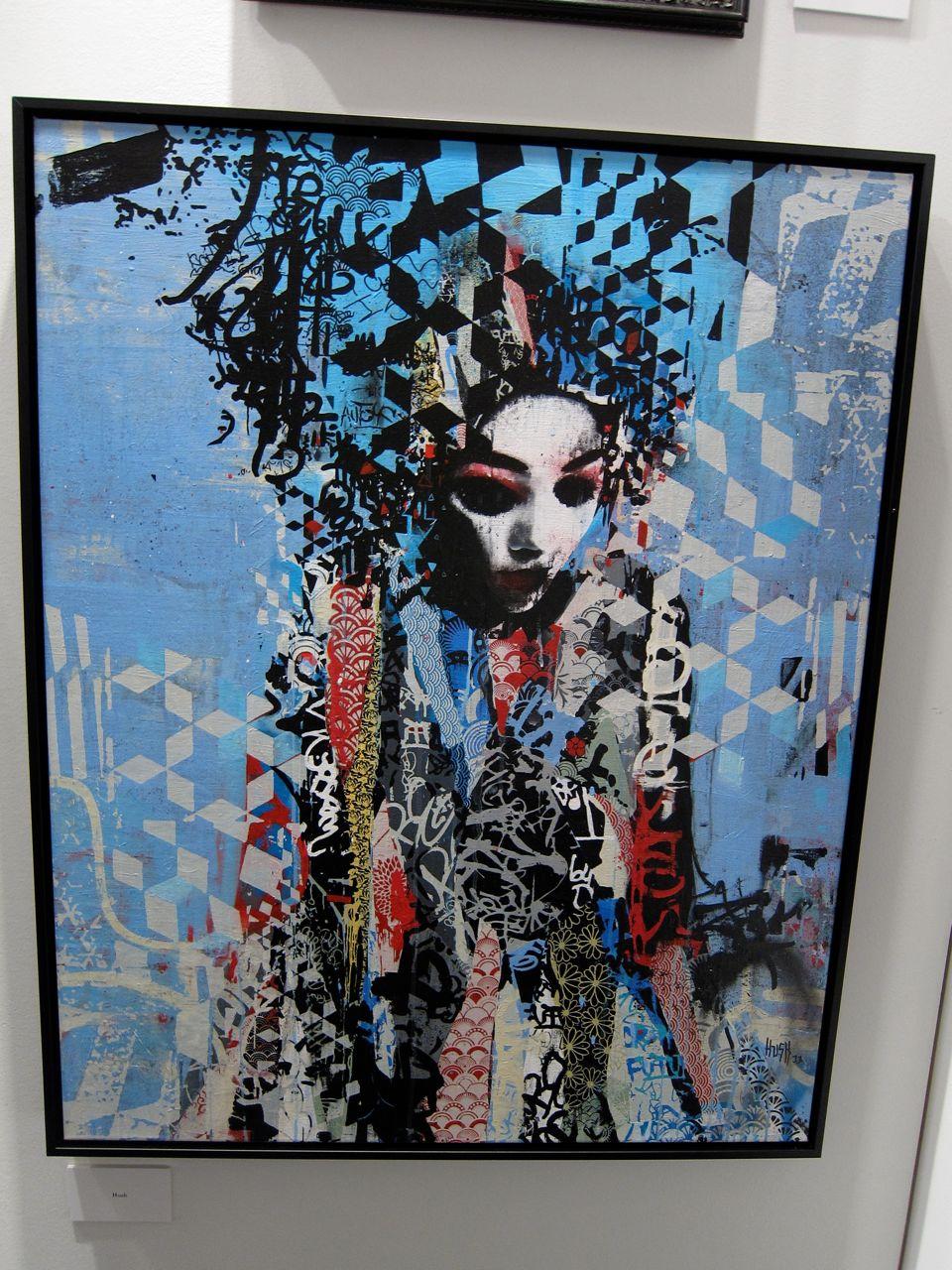 Scope Miami Corey Helford Gallery AM 10
