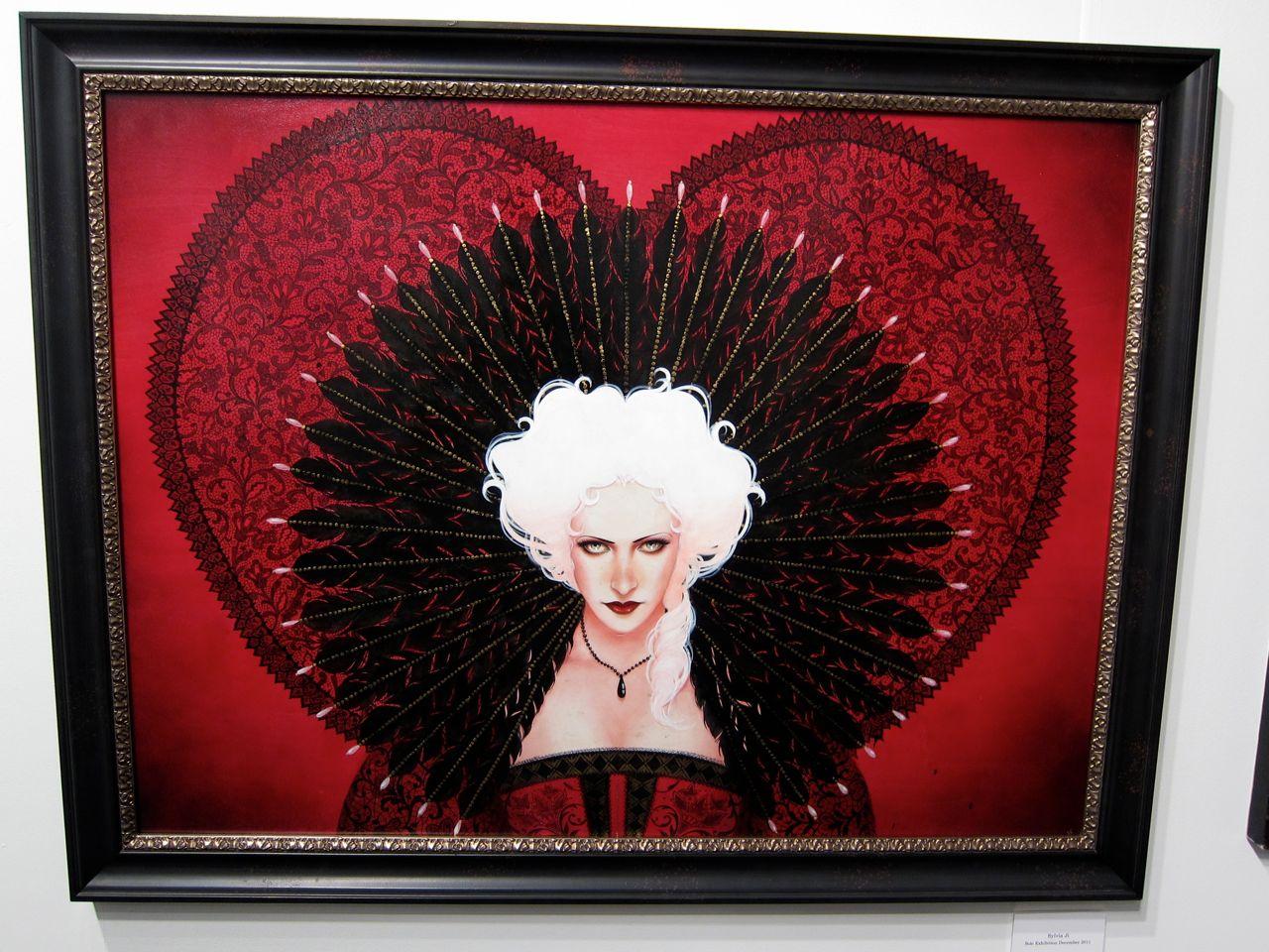 Scope Miami Corey Helford Gallery AM 13