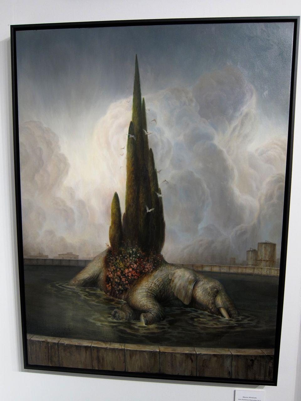 Scope Miami Corey Helford Gallery AM 17