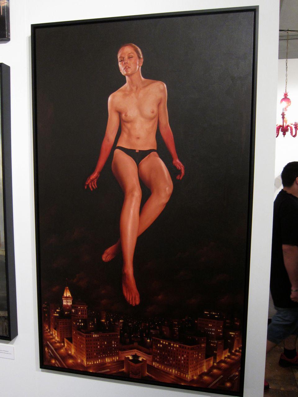 Scope Miami Corey Helford Gallery AM 18