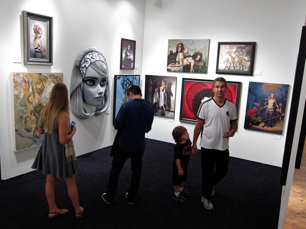 Scope Miami Corey Helford Gallery AM 19