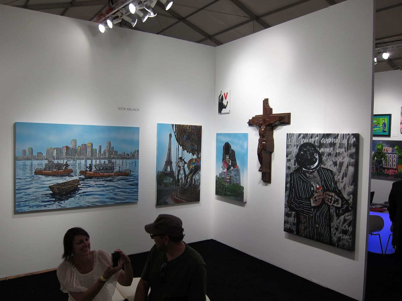 Scope Miami Corey Helford Gallery AM 20