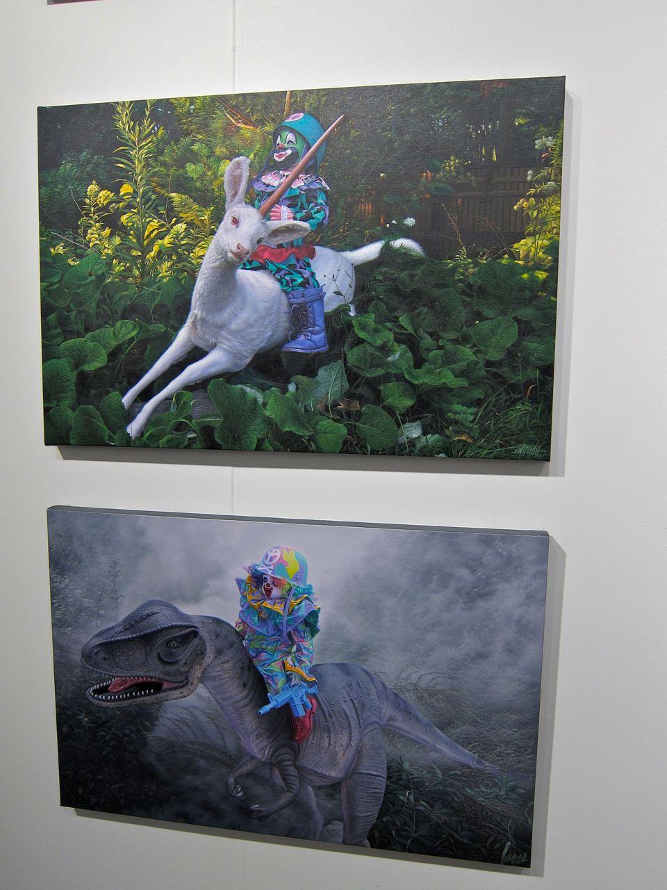 Scope Miami Corey Helford Gallery AM 23