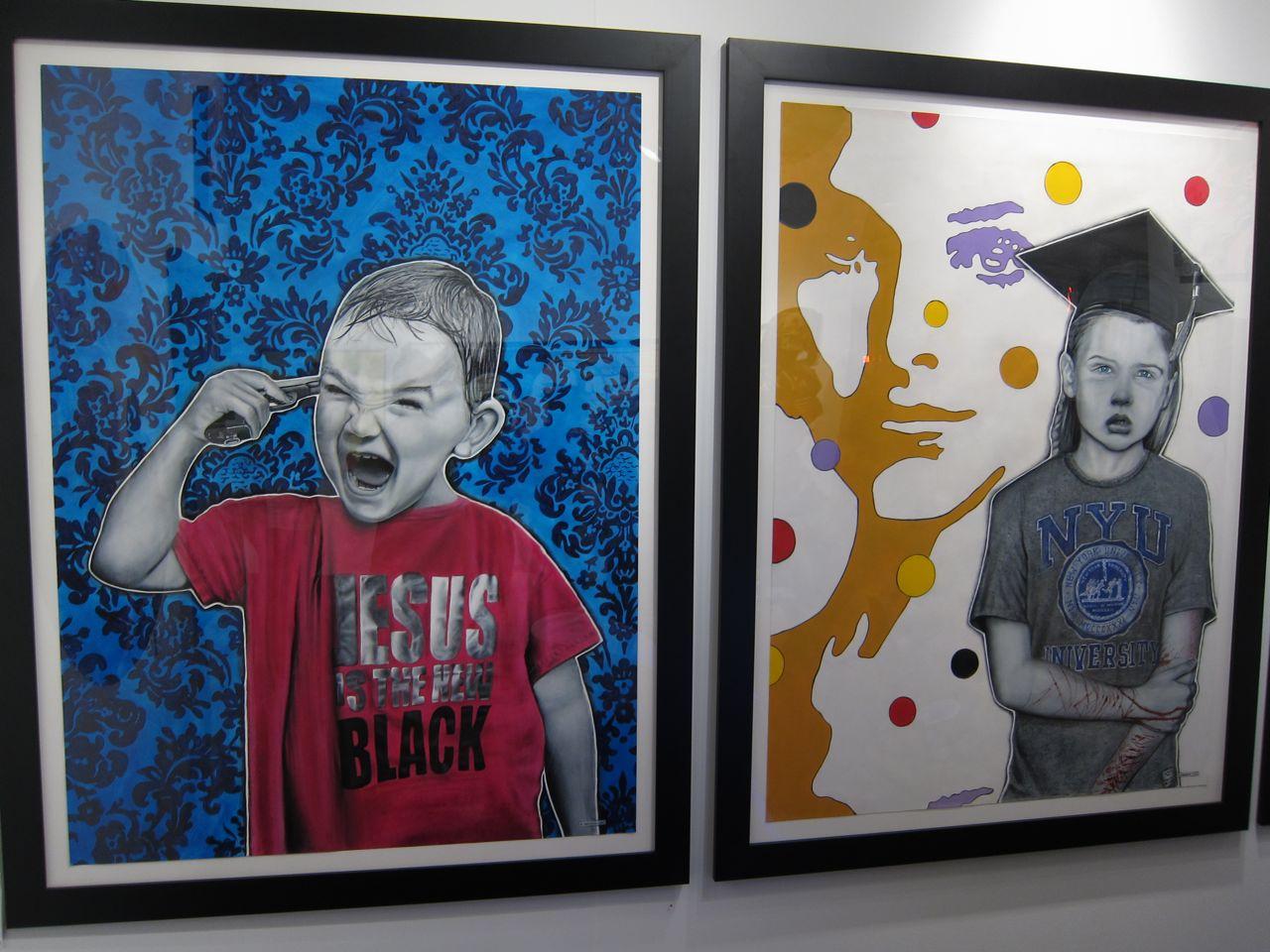 Scope Miami Corey Helford Gallery AM 25