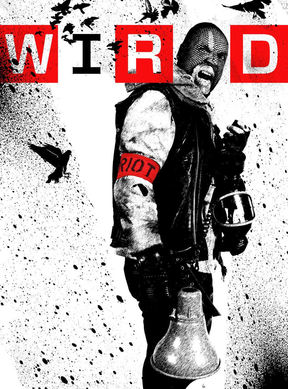 Wired WK Interact Riot Magazine AM 1