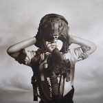 michael-peck_fighter-pilot-2_2011_137x137cm
