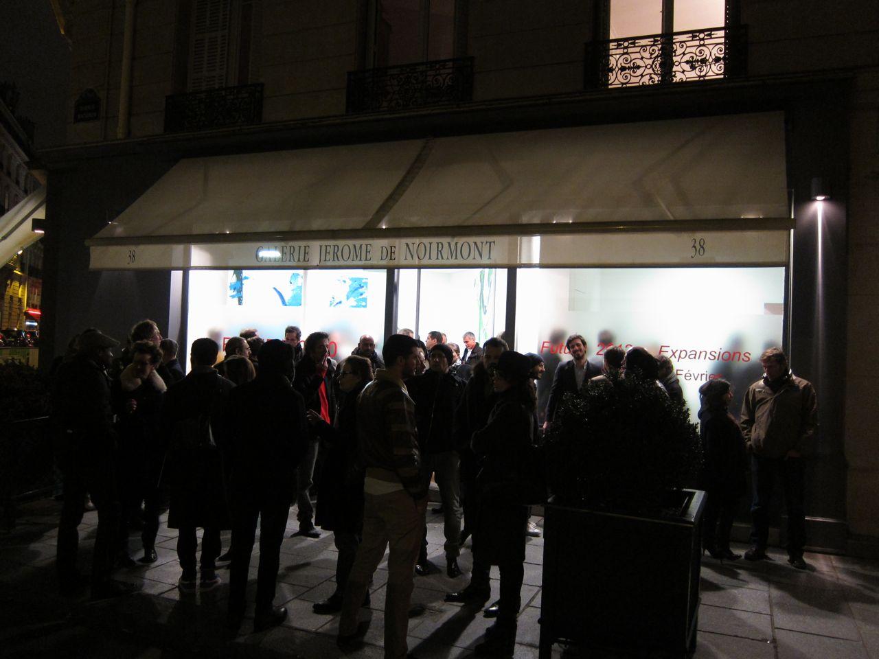 AM Futura Galerie Jerome Paris 01