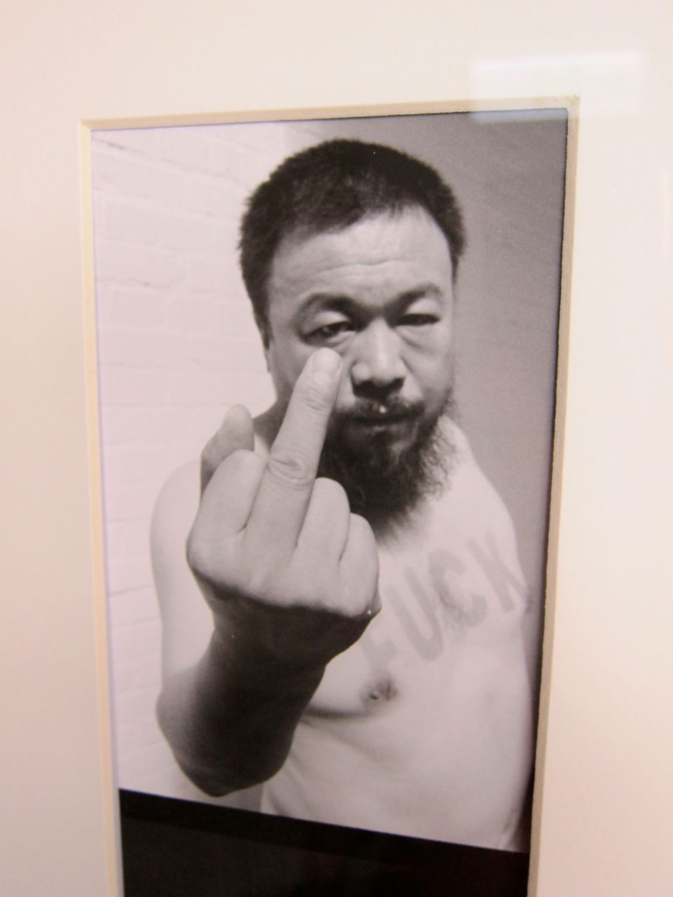 Ai Weiwei Absent TFAM photo am 67