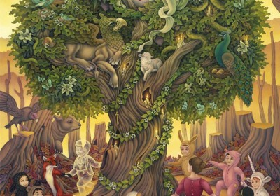 Heather Watts - Tree of Life