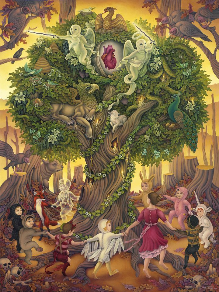 Heather Watts - Tree of Life