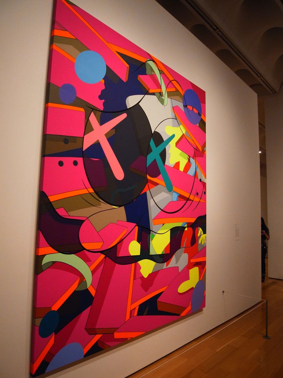 """Fort Worth Focus >> Openings: KAWS – """"Down Time"""" @ High Museum of Art « Arrested Motion"""