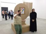 Takashi-Murakami-EGO-exhibiton-Qatar-Museum-5