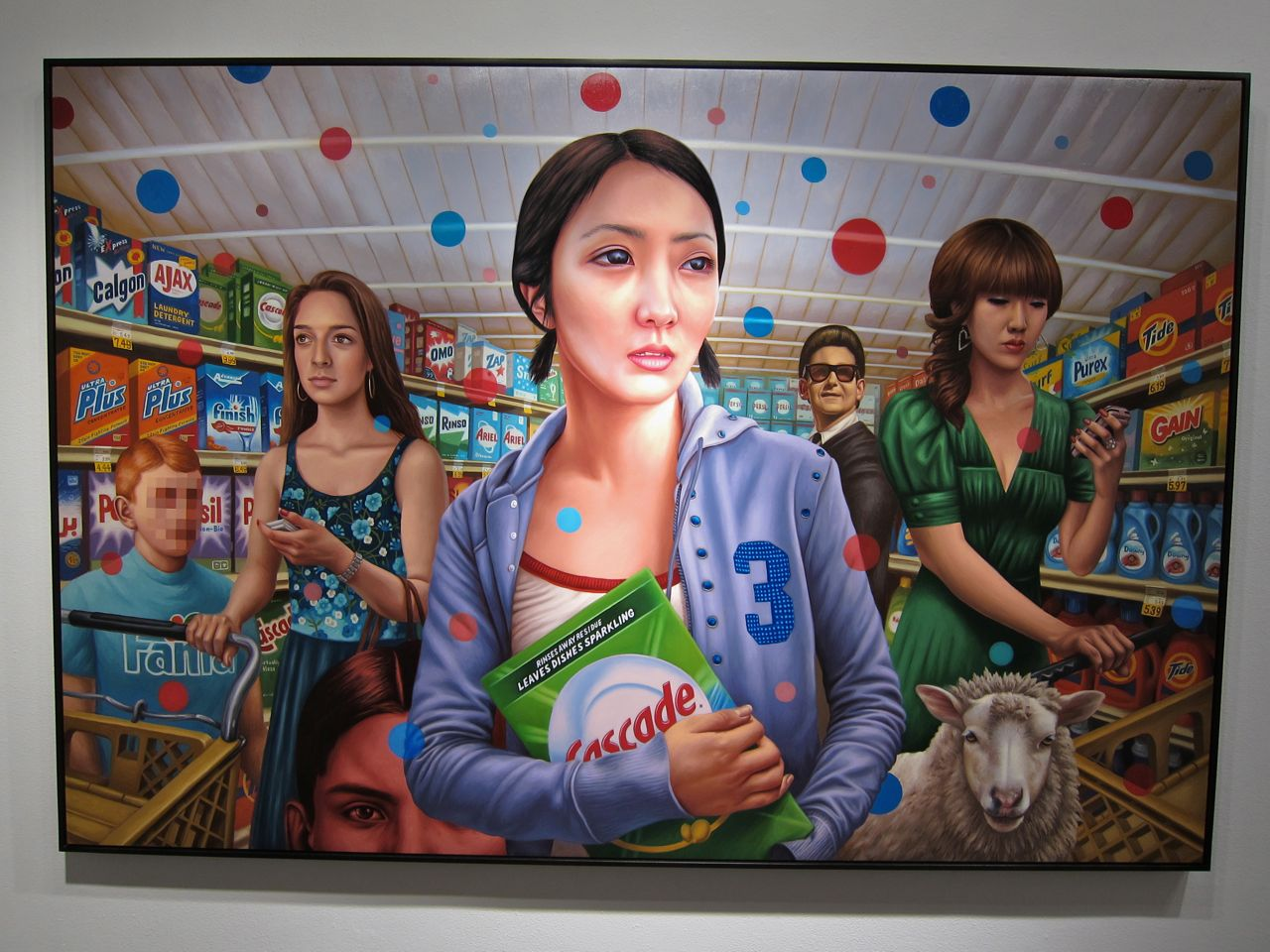 Alex Gross Levine AM 04