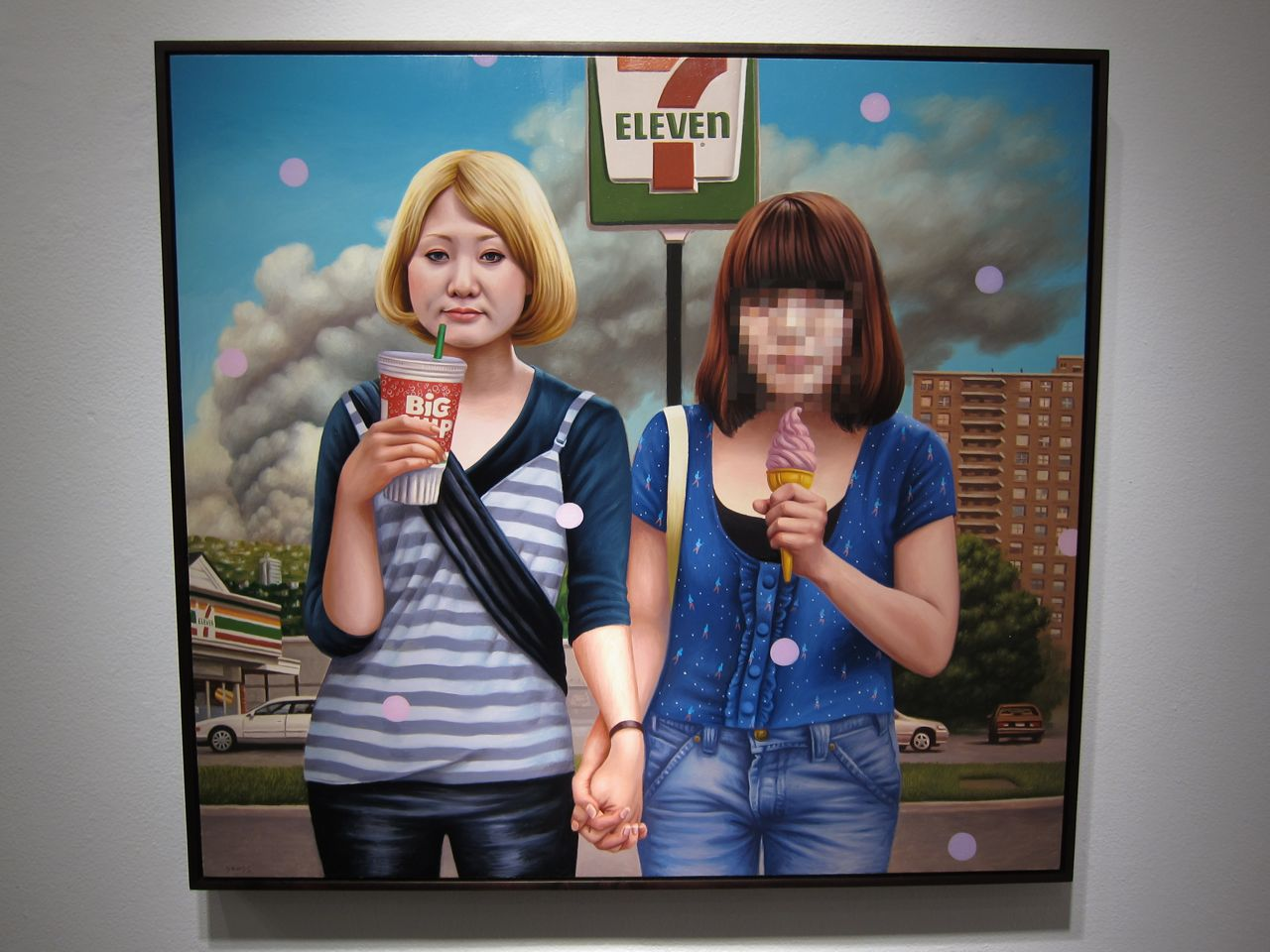 Alex Gross Levine AM 06