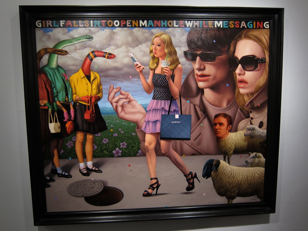 Alex Gross Levine AM 11
