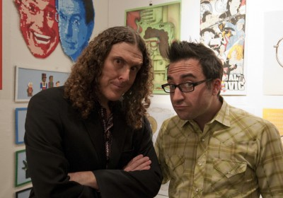 Jensen Karp (G1988) and Weird Al