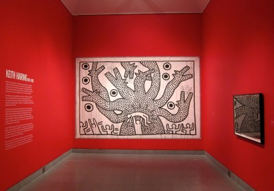 Keith Haring Brooklyn Museum AM 01