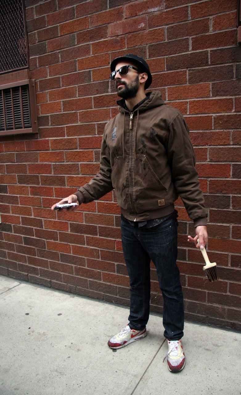 Liu Bolin JR NYC mural AM 07