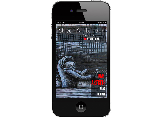 Street-Art-London-iPhone-App