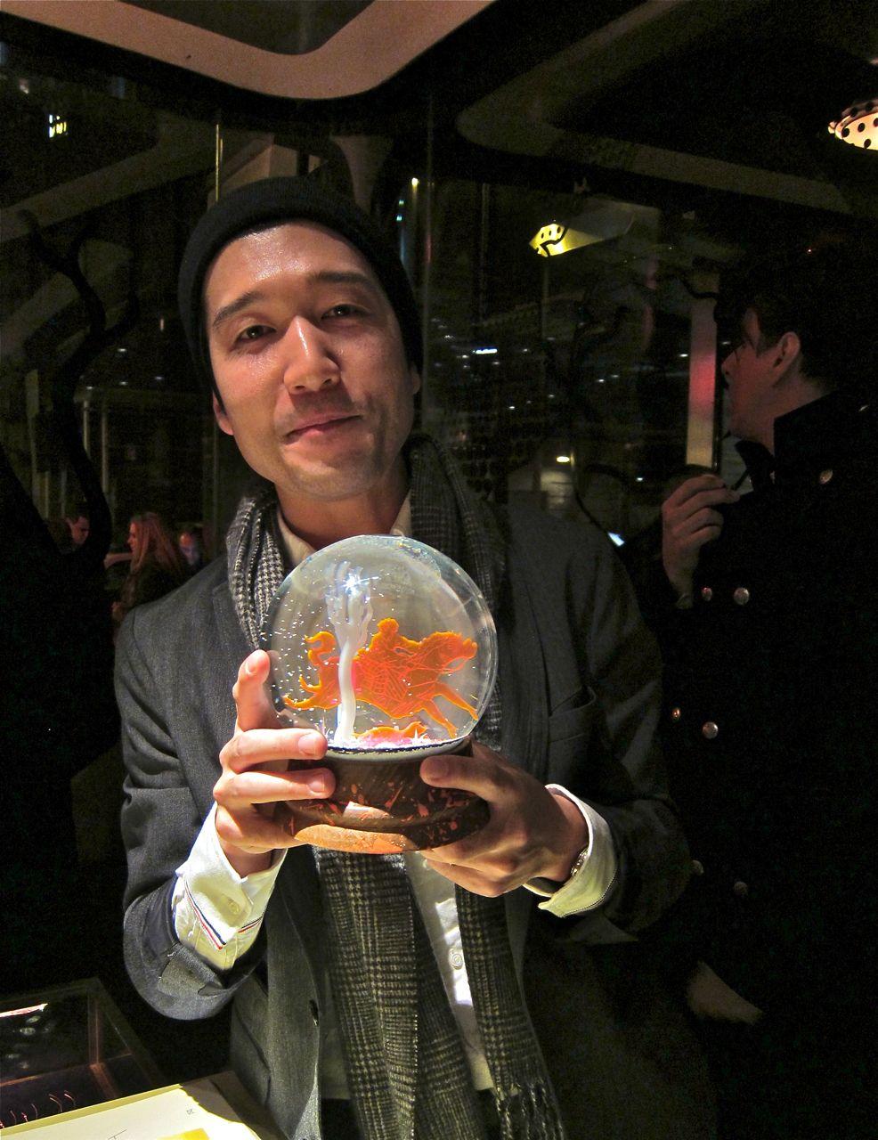 Tomokazu Matsu Standard Globe AM 11