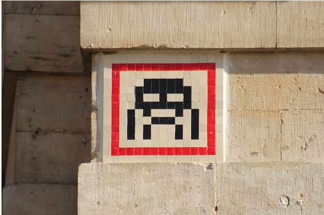 invader-31