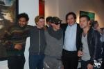 Ben Slow, Stik, Blek Le Rat and Remi Rough