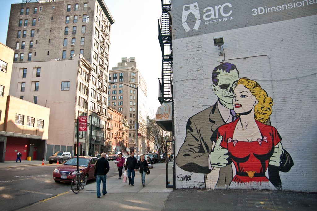 DFACE NYC Streets AM 22