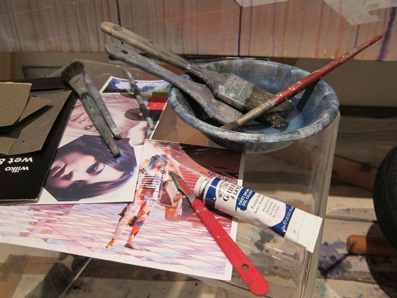 Ian Francis Studio Lazarides AM 02