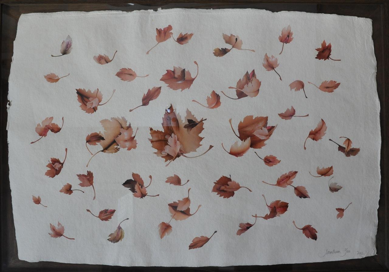 Jonathan Yeo_Autumn Leaves 2012