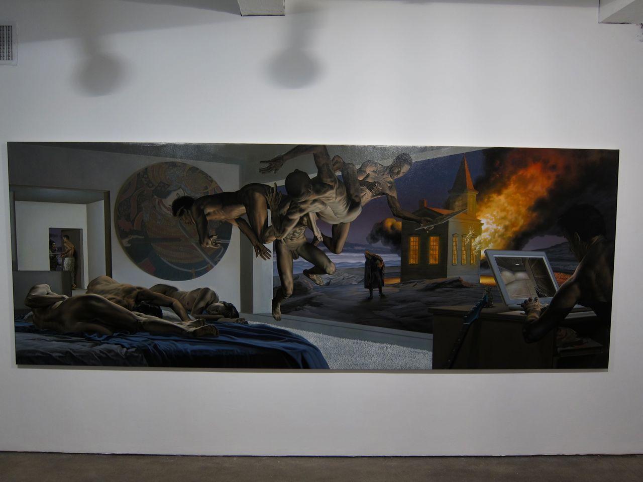 Nicola Verlato Levine AM 01