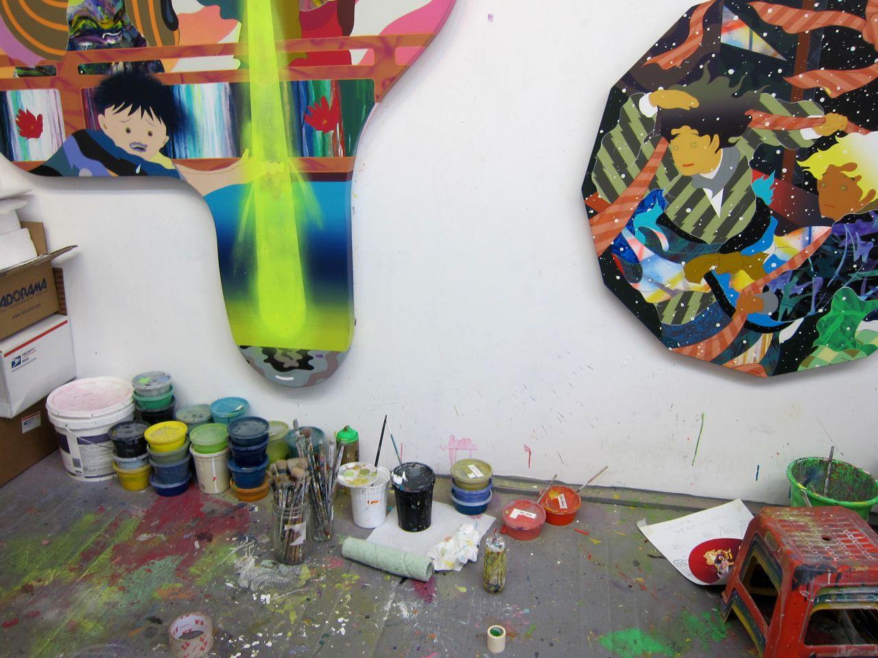 Tomokazu Matsuyama Studio Frey Norris AM 03