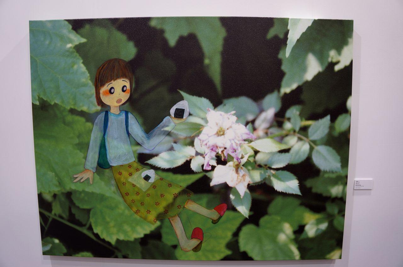 Art HK Rei Sato Kaikai Kiki AM 12