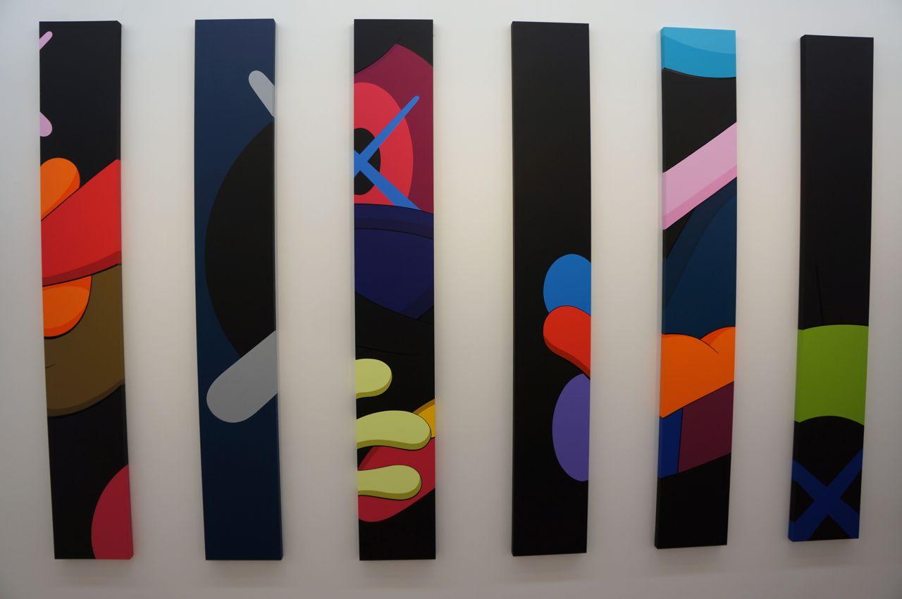 KAWS Nature Need Galerie Perrotin Hong Kong AM 01