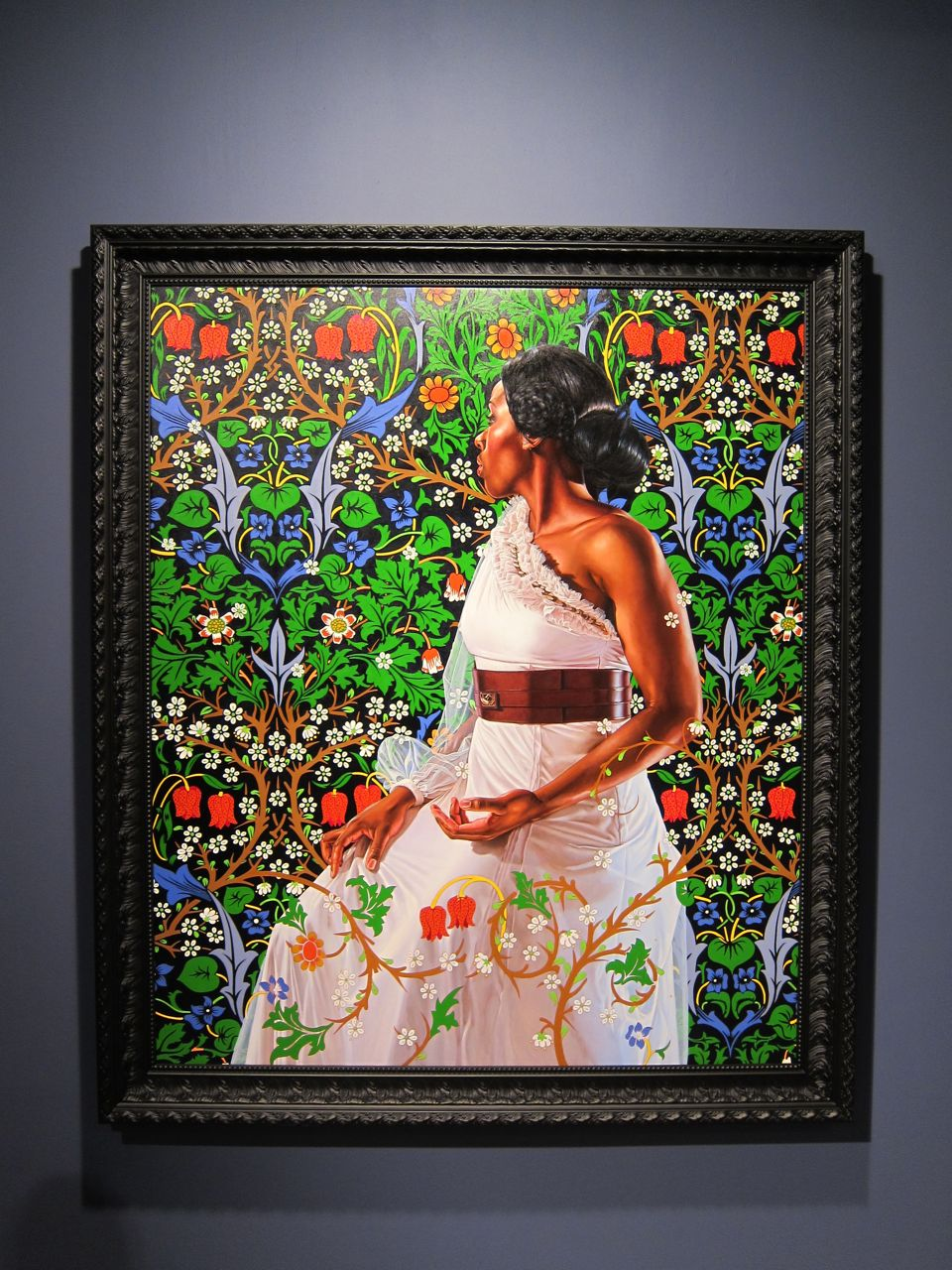 Kehinde Wiley Sean Kelly AM 17