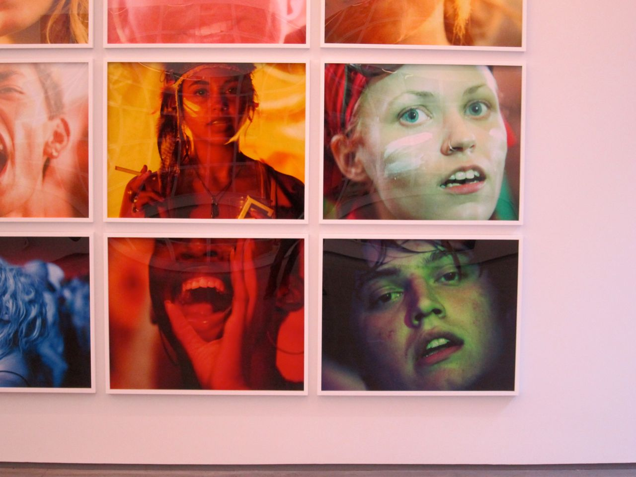Ryan McGinley Team Grids AM 20