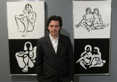 Ryan McGinness Women Sketches Lopez AM 30