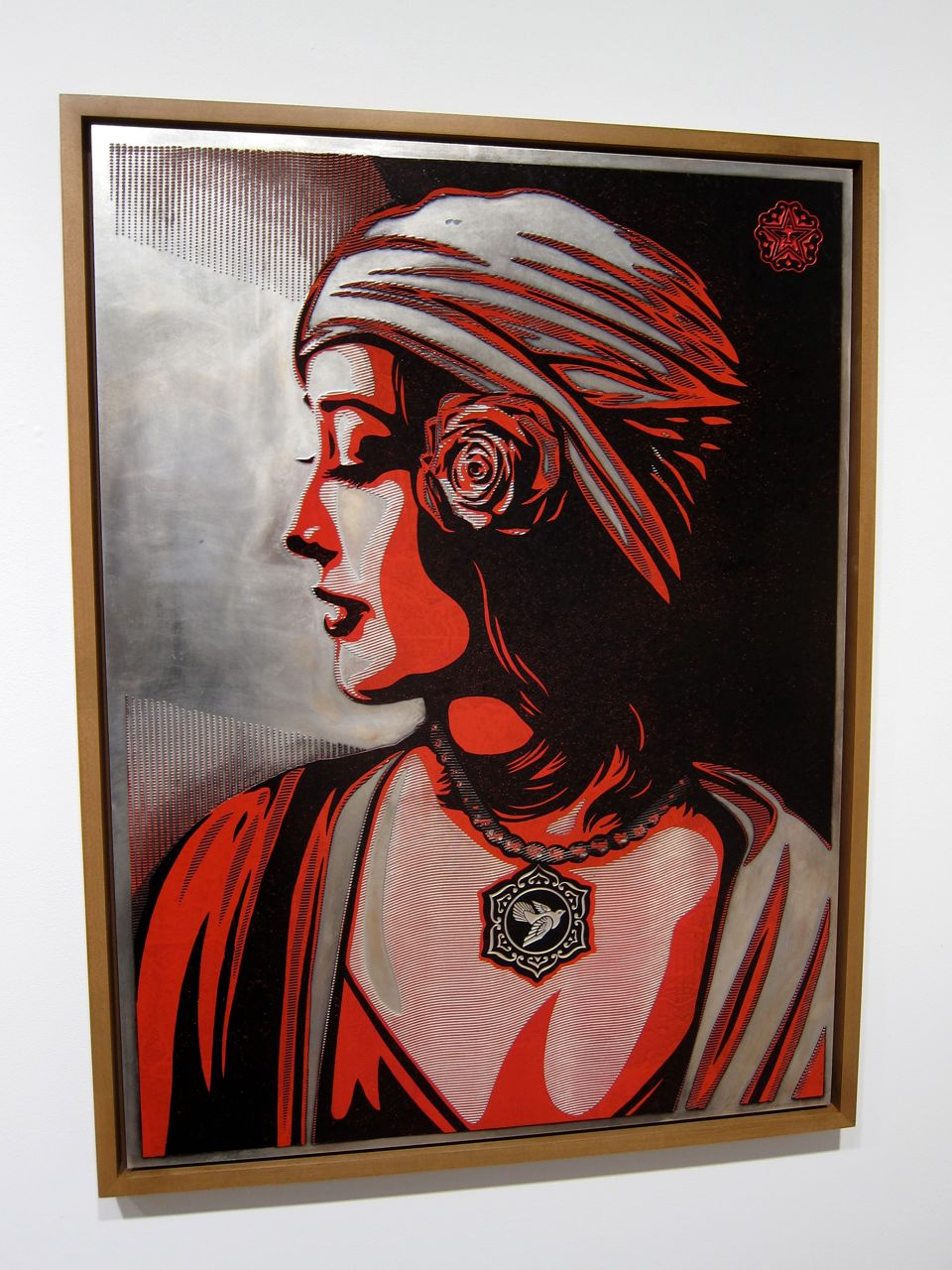 Shepard Fairey Pace Prints Harmony AM 60