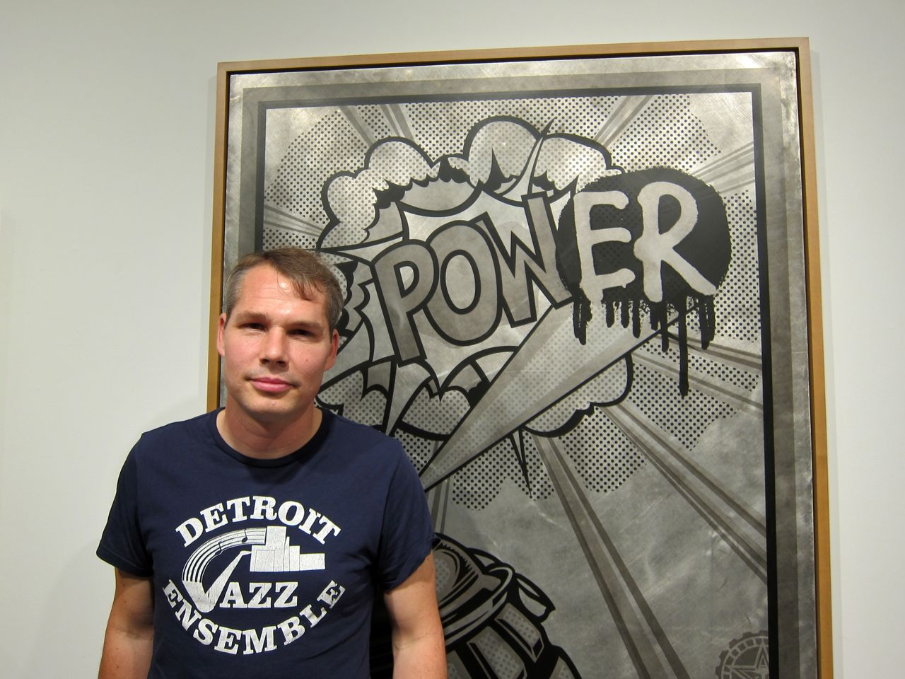 Shepard Fairey Pace Prints Harmony AM 55