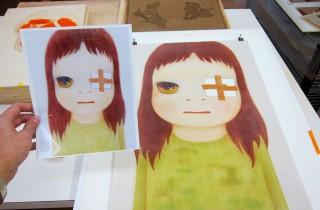 Yoshitomo Nara Pace Art HK Studio AM 03