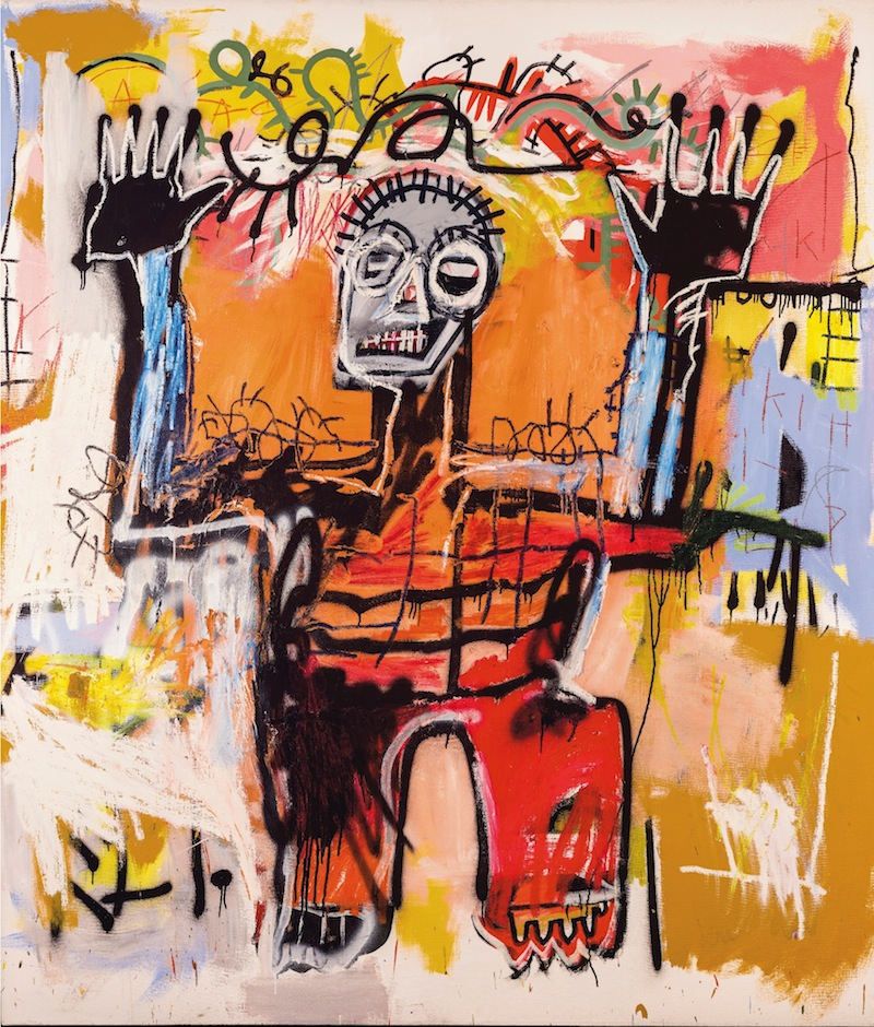 Basquiat - Untitled