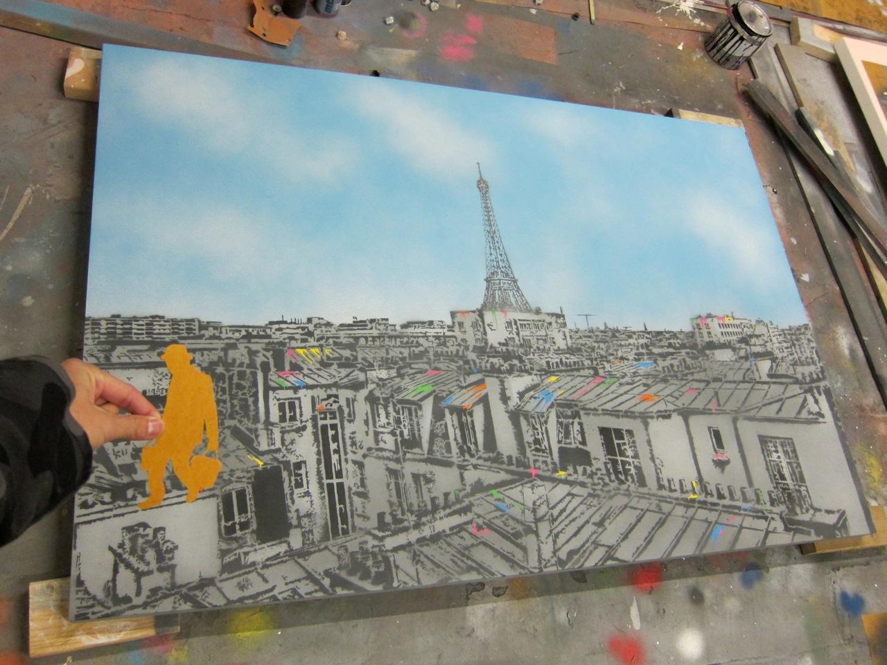 Nick Walker Morning Paris AM 17