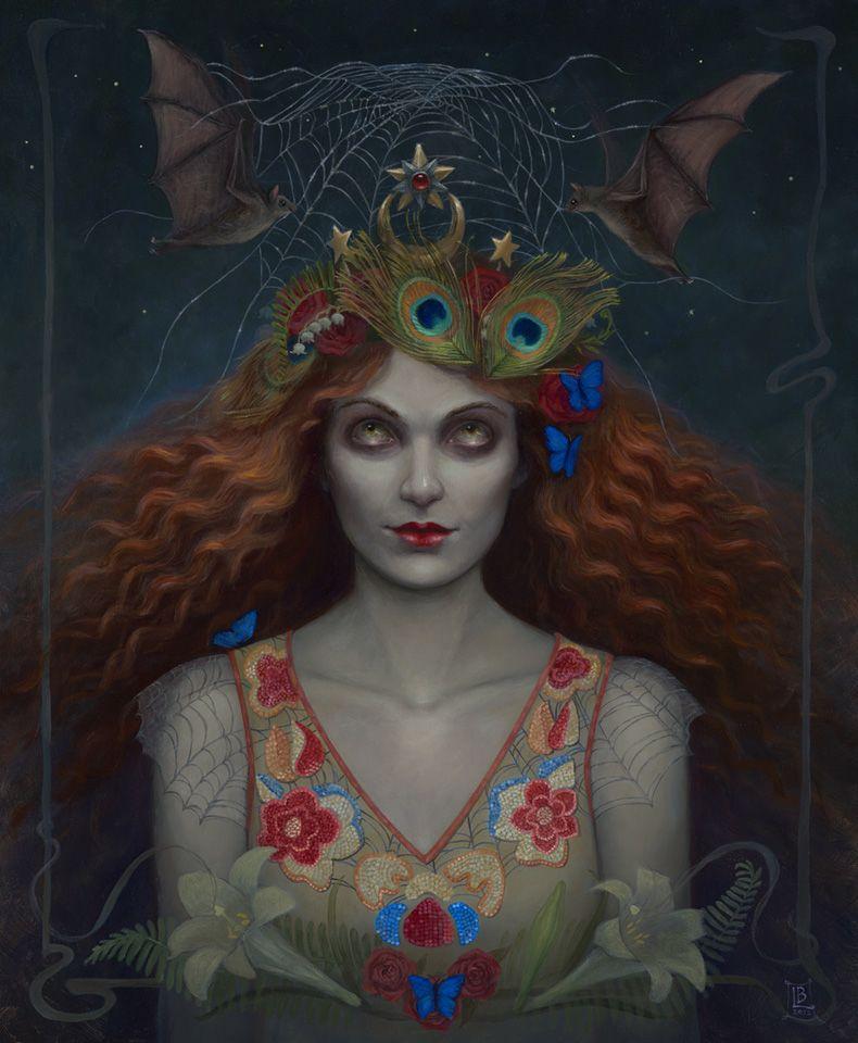 Nigth Queen